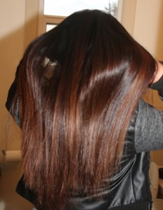 hair strean